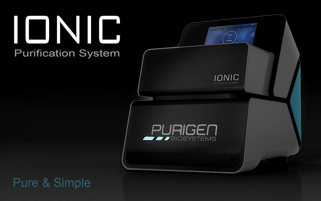 Ionic Purification System